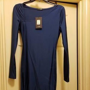 Long Sleeve Body Con dress